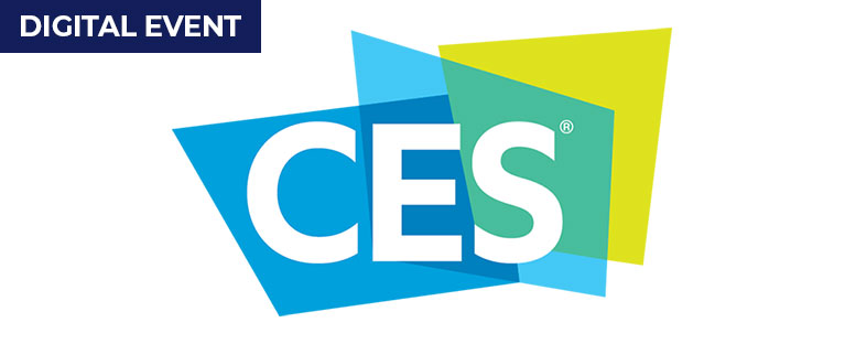 CES, 6 - 9 January 2021, Digial Event