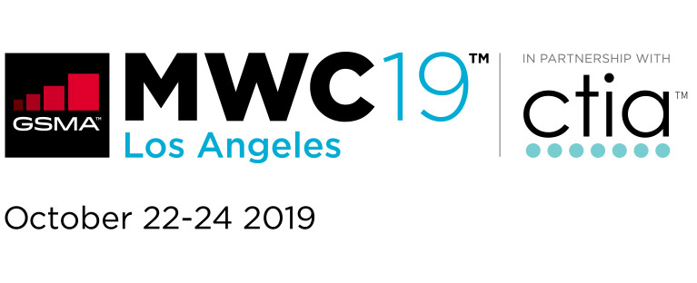 MWC 19, 22 - 24 October 2019, Los Angeles, CA